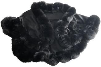 Harrods Black Fox Jacket for Women
