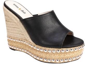 Seven Dials Wedge Sandals - Shania