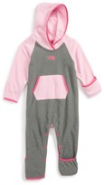 The North Face Infant Girl's 'Glacier' One-Piece