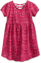 Epic Threads Petal Print Dress, Toddler and Little Girls (2T-6X), Created for Macy's