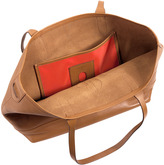 Cole Haan Bellport Double-Tote Bag-in-Bag, Brown/Orange