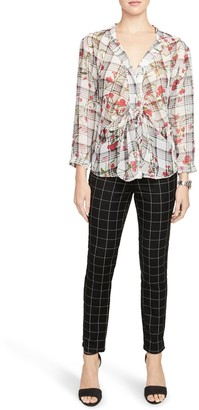 Rachel Roy Collection Tie Waist Blouse