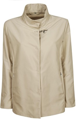 Fay Concealed Front Jacket