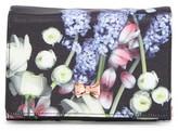 Ted Baker Jenniee Kensington Floral Bow Clutch - Black