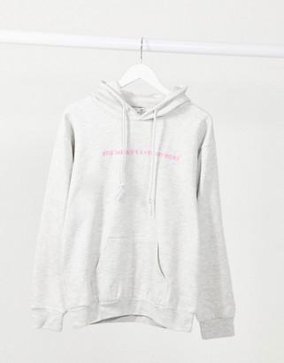 Skinnydip Skinny Dip x Mean Girls hoodie in grey