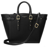 Aspinal of London Women's Marylebone Medium Tote Bag Black