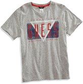 GUESS V-Neck Logo Tee (8-20)