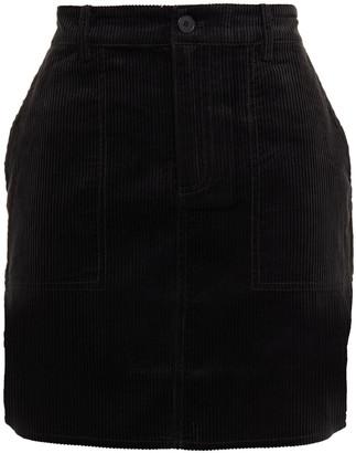 Samsoe & Samsoe Samse Samse Kelly Cotton-blend Corduroy Mini Skirt