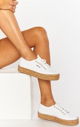 Show Me Your Mumu Superga 2730 Platform Espadrille Sneakers