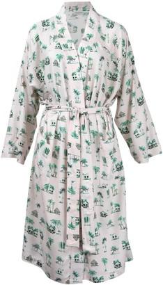Wallace Cotton Villakula Kimono