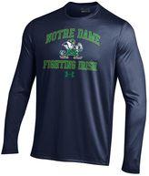 Under Armour Men's Notre Dame Fighting Irish Logo Tech Tee