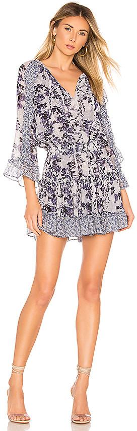 Eliza J MISA Los Angeles Dress