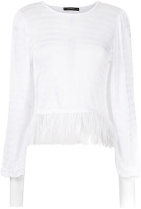 Cecilia Prado knitted Nara blouse