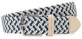 J. Lindeberg Chap Elastic Braid Belt