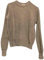 Roy Rogers Roy Roger's Grey Cotton Knitwear for Women