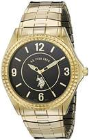 U.S. Polo Assn. Classic Men's USC80026 Round Analogue Dial Expansion Watch