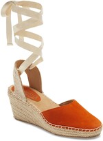 Coconuts by Matisse Firefly Lace-Up Wedge Sandal