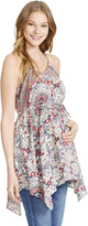 Motherhood Trapeze Maternity Top