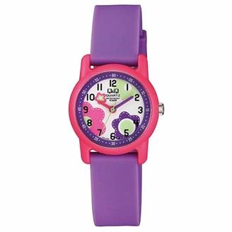 Citizen Unisex Child Analogue Quartz Watch with Resin Strap VR41J006Y