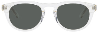 Han Kjobenhavn Transparent Timeless Sunglasses