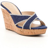 GUESS Eleonora Wedge Sandals
