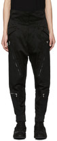 Julius Black Flight Trousers