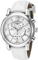 Tissot Women's Dressport Analog Swiss Quartz White Watch