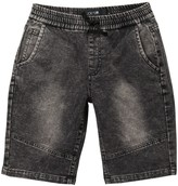 Joe's Jeans Knit Denim Jogger Shorts (Big Boys)