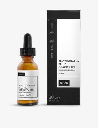 NIOD Photography fluid opacity 12% 30ml