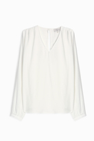 Paul & Joe Crepe Blouse