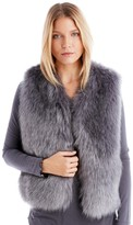 Sole Society Faux Fur Vest