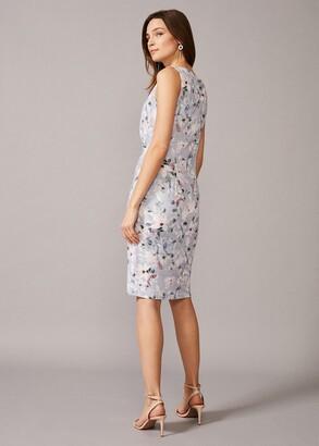 Phase Eight Etta Floral Jersey Dress