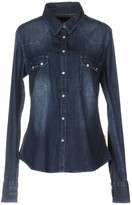 Meltin Pot Denim shirts - Item 42561184