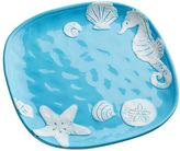 Global Amici Coastal Bright 4-pc. Dinner Plate Set