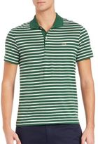 Lacoste Horizontal Stripe Polo