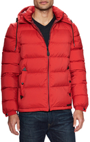 Burberry Duvet Quilted Jacket