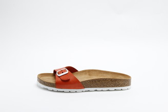 Grand Step Shoes - Linda Slide Red - 37