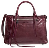 Rebecca Minkoff Regan Satchel - Burgundy