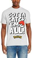 Pokemon Men's Gotta Catch T-Shirt