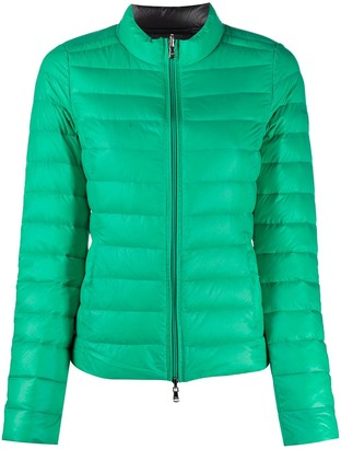 Patrizia Pepe Zipped Padded Jacket