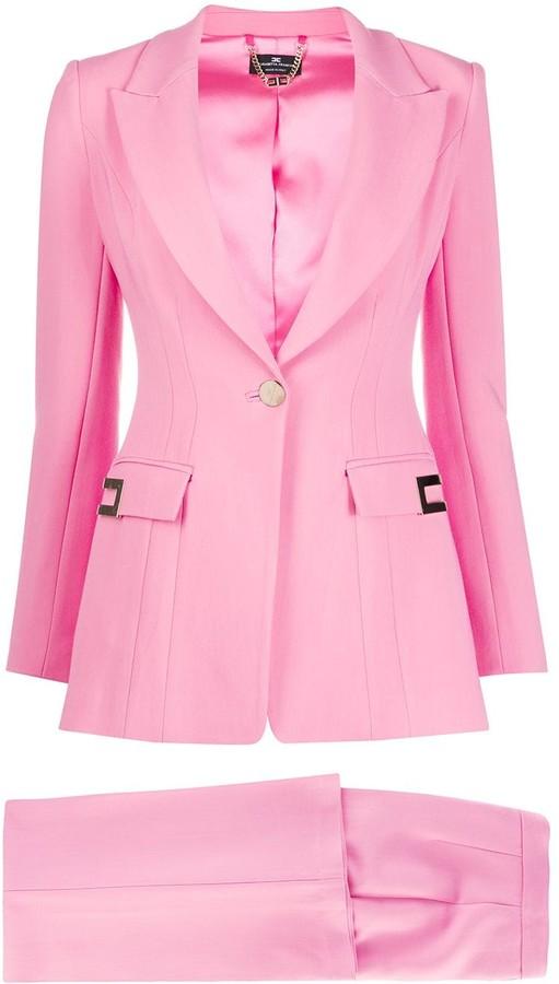 Elisabetta Franchi two-piece formal suit