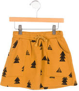 Bobo Choses Girls' Lightweight Tree Print Skirt w/ Tags