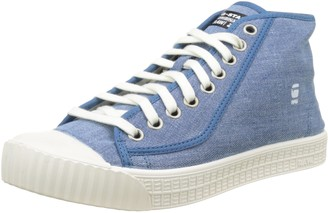 G Star Men's Dv Raw Hi Top Sneaker Fashion