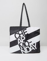 Cheap Monday Stripe Shopper