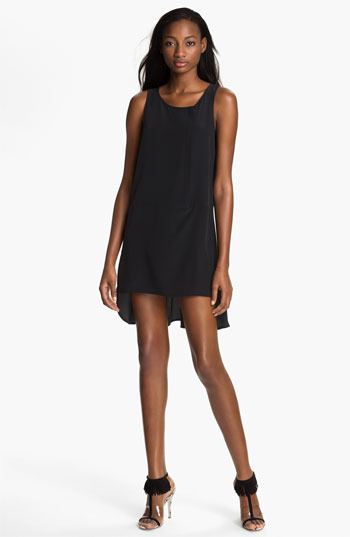 Tracy Reese Crepe de Chine Shift Dress