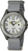 Timex Men's Expedition T49931 Nylon Analog Quartz Watch with Dial