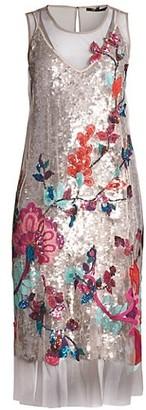 Kobi Halperin Tanya Mesh Floral Dress