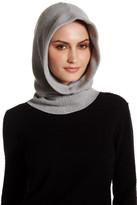 Portolano Light Grey Cashmere Hood