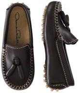 Oscar de la Renta Leather Moccasins