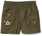 Gap Scout patch shorts
